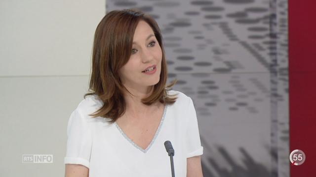 Festival de Cannes - Palmarès: le point avec Claire Burgy [RTS]