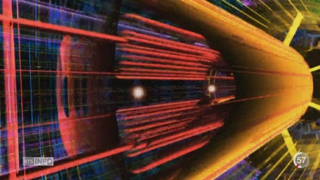 Le Cern ambitionne de faire plus ample connaissance avec le boson de Higgs et veut percer de nouveaux mystères [RTS]
