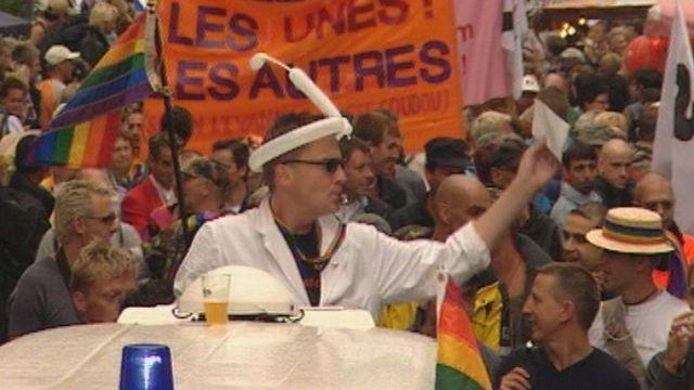 Homosexualité et école [RTS]
