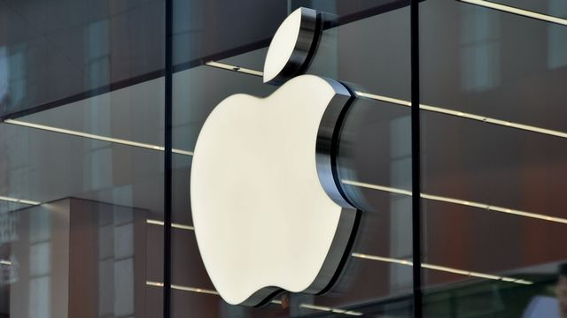 Le logo d'Apple. [Yan bo - Imaginechina / AFP]