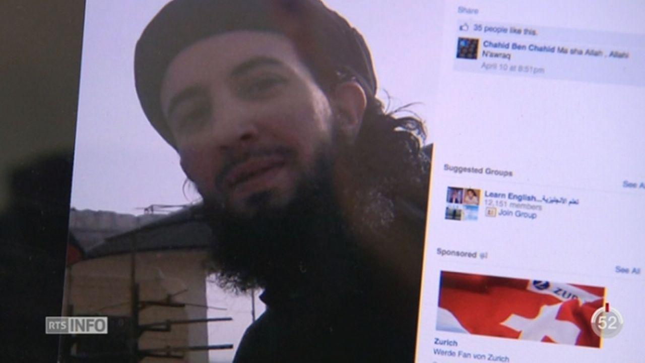 Les djihadistes sont toujours plus actifs sur Internet et les réseaux sociaux, Fedpol déclare que la surveillance de ces médias est prioritaire [RTS]