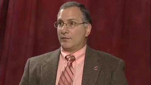 Peter Mansoor. [Writers Talk - YouTube]