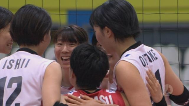 2e demi-finale, Japon – Russie (25-23). Une fin de 1re manche époustouflante [RTS]
