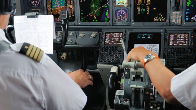 Les atterrissages guidés par satellite se généralisent dans l'aviation. canaryluc Fotolia [canaryluc - Fotolia]