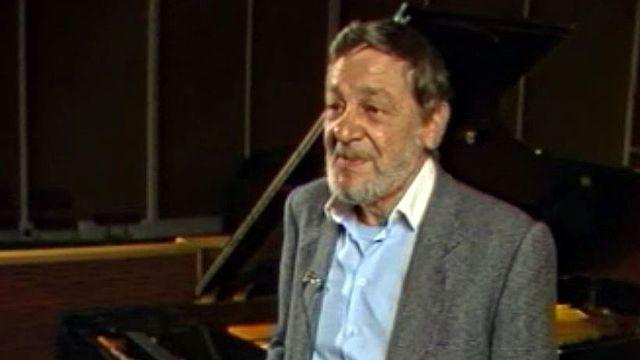 Le poète rend hommage à son ami Albert Urfer qui travailla avec Gilles.