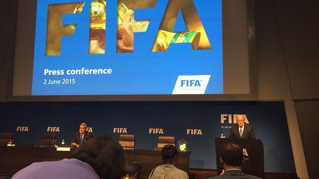 L'annonce a été faite au cours d'une conférence de presse à Zurich. [RTS]