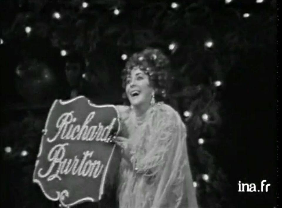Elisabeth Taylor. [INA]