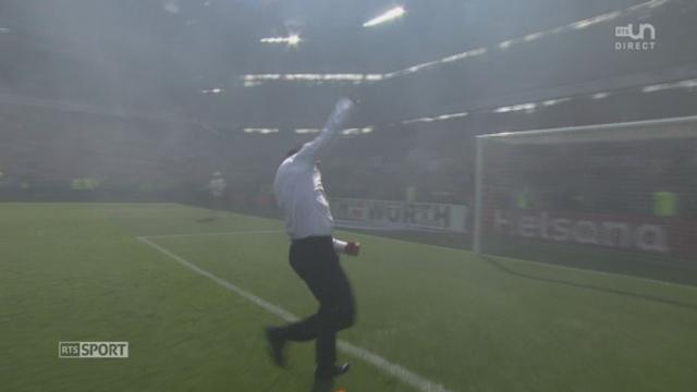 Finale, FC Bâle - FC Sion (0-3): interview de Didier Tholot entraineur du FC Sion [RTS]