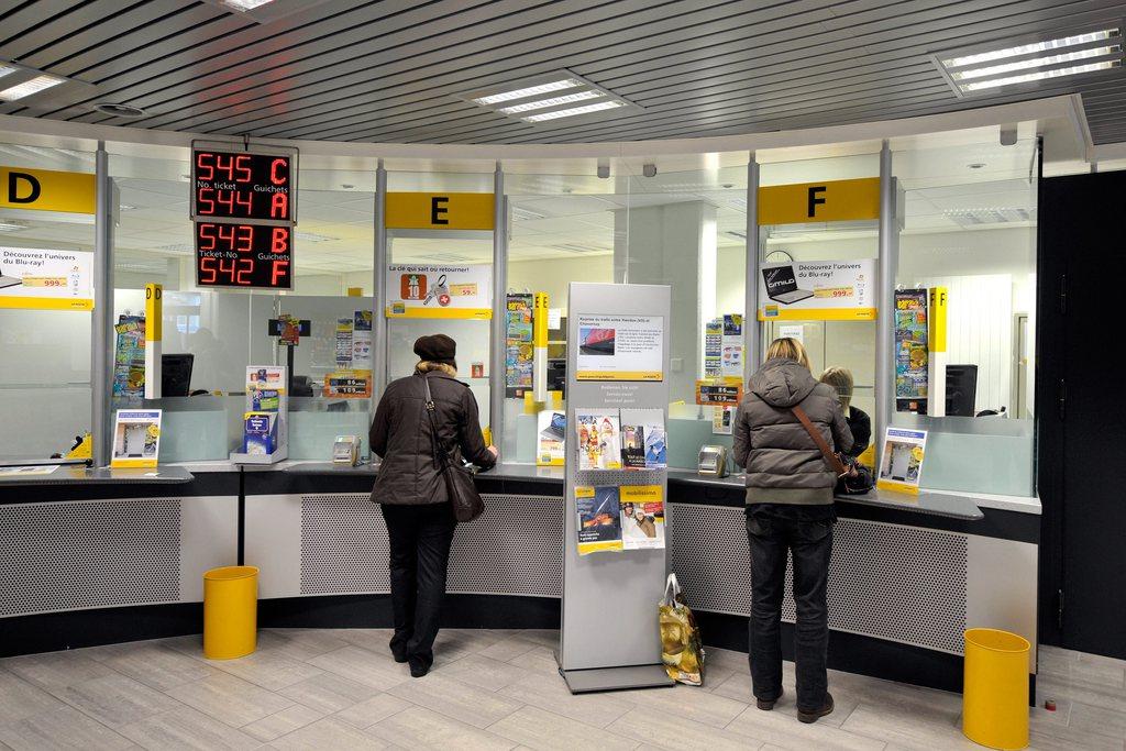 Plus d un tiers des bureaux de poste menacés dans le canton de