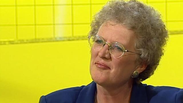Marianne Huguenin en 2004. [RTS]