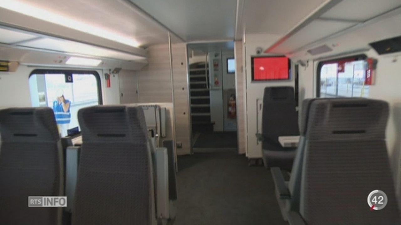 Bombardier et les CFF ont présenté les futurs trains à étage pour les grandes lignes [RTS]