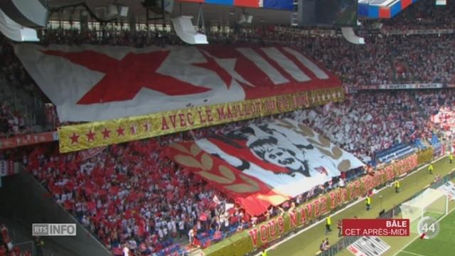 Football - Coupe de Suisse: le FC Sion remporte pour la treizième fois la Coupe [RTS]