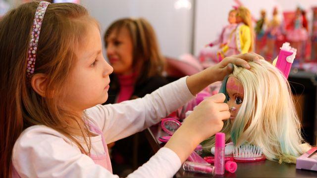 La puberté peut commencer à l'âge de 5 ans (photo prétexte). [Michaela Rehle - Reuters]