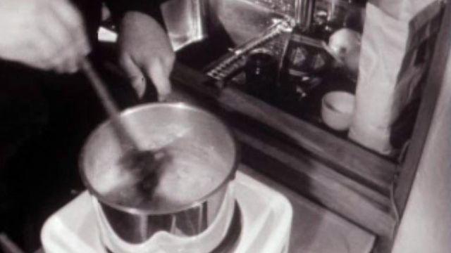 La recette du parfait célibataire selon Georges Kleinmann.