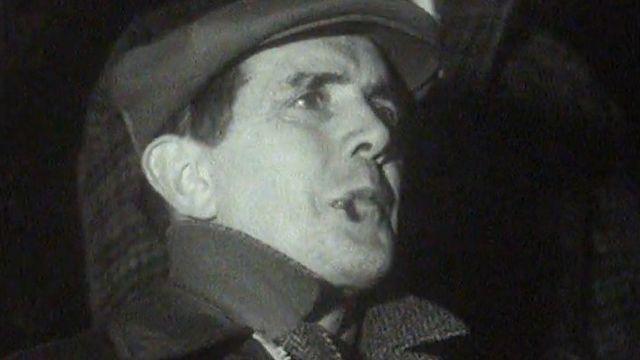 Rencontre en 1961 à Savièse avec le peintre Albert Chavaz.