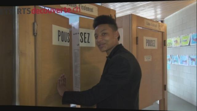 Le parcours d'un bulletin de vote [RTS]