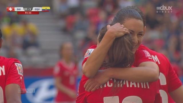 Mondial dames la suisse en met 10 l 39 equateur coupe du mond - Reagir apres un rateau ...