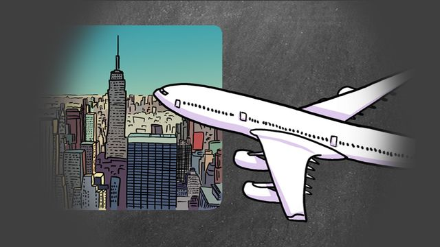 Pourquoi voyager en avion n'est pas bon pour la planète? [RTS]