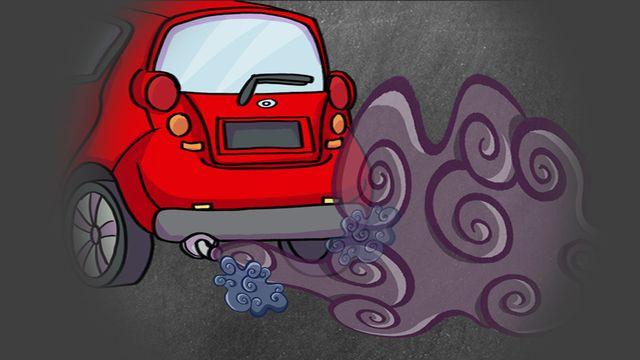 Comment les véhicules polluent-ils l'air? [RTS]