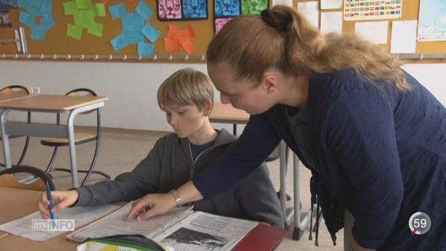 Les troubles dys, loin d'être isolés, font partie de la vie scolaire et posent de véritables problèmes [RTS]