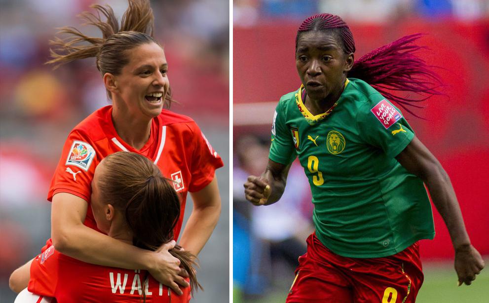 Mondial dames nous ne jouerons pas le match nul rts - Coupe du monde feminine de la fifa canada 2015 ...