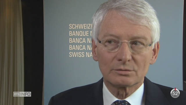 La politique monétaire de la BNS reste inchangée [RTS]