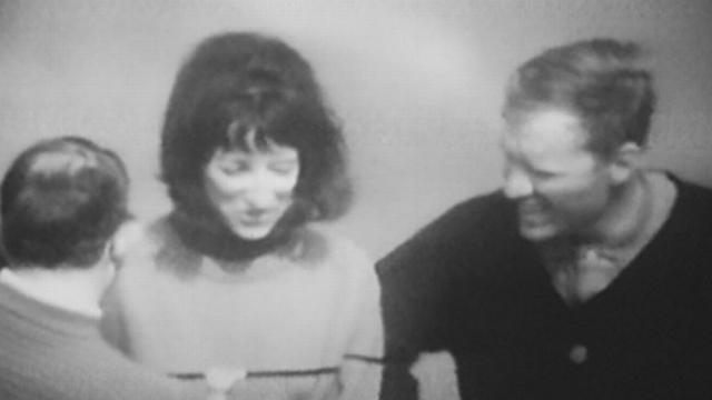 Yvette Vaucher a vaincu la face nord du Cervin en 1965. [RTS]