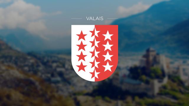 Canton du Valais. [RTS]