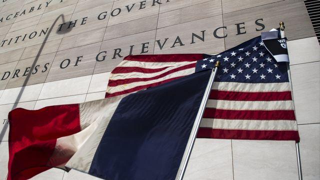 Les révélations de WikiLeaks pourraient avoir une influence négative sur les relations franco-américaines. [Gabriella Demczuk/Getty Images - AFP]