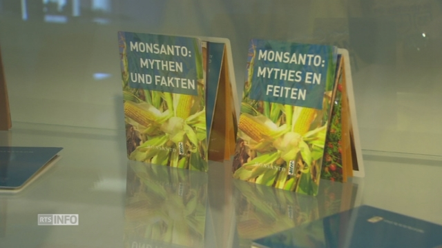Monsanto minimise les OGM en Europe