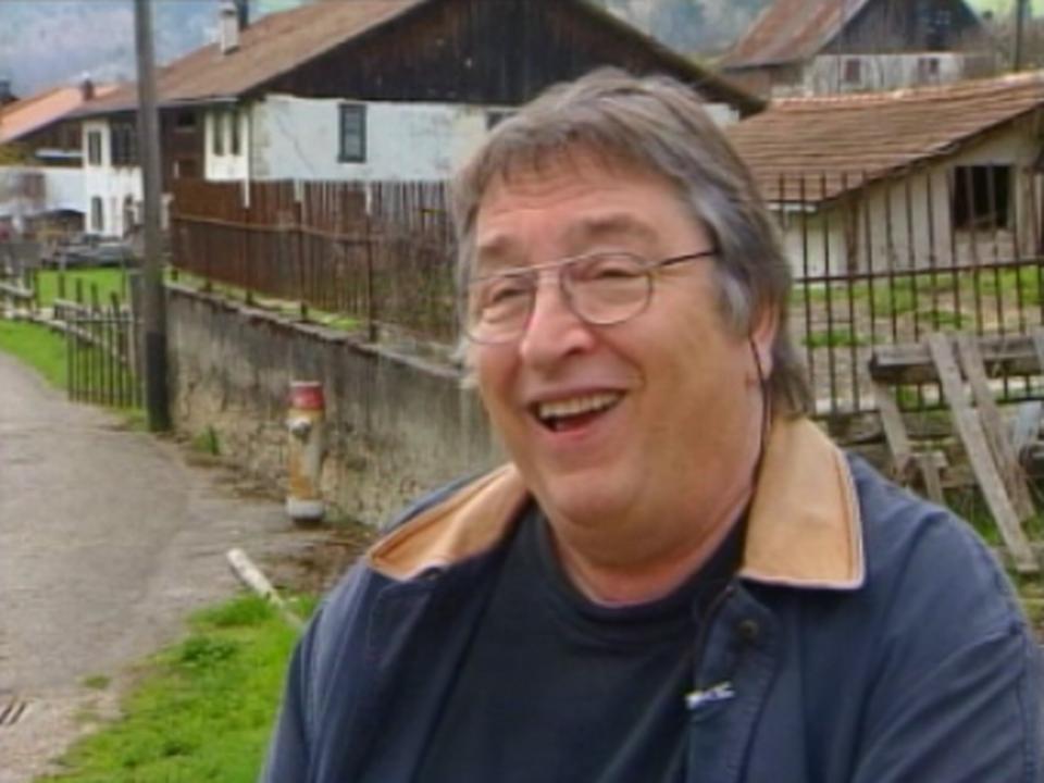 Pierre-André Marchand en 2005 [RTS]
