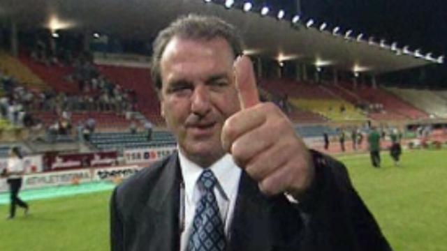 Jacky Delapierre à Athletissima en 1999 [RTS]