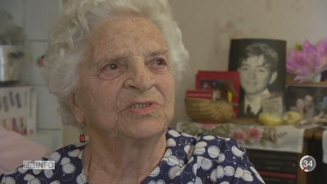 Canicule: les autorités et les services sociaux s'organisent pour protéger les personnes âgées de la chaleur [RTS]