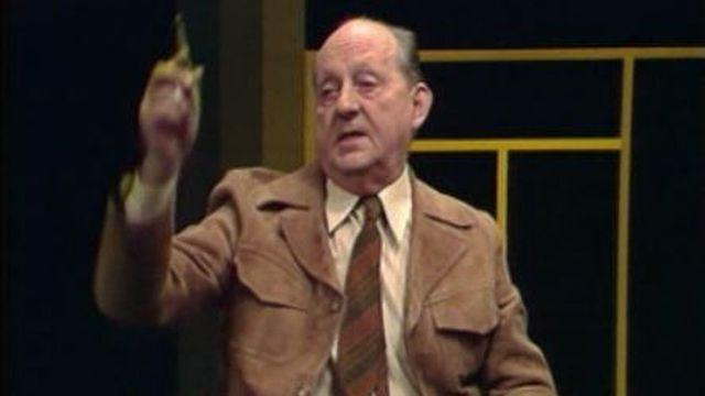 Archibald Quartier en 1977. [RTS]