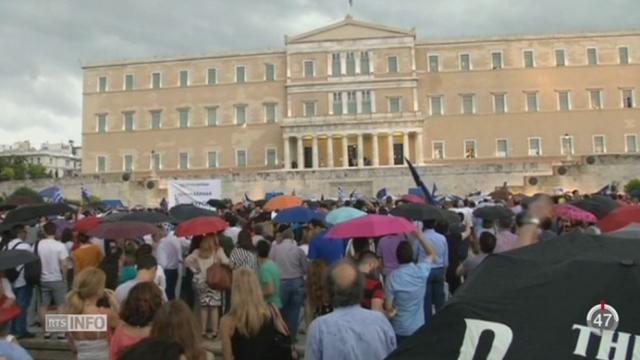 Grèce: le pays est officiellement en défaut de paiement [RTS]