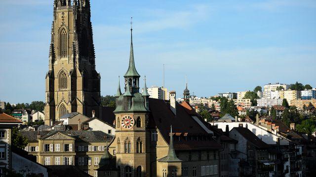 Les candidats du canton de Fribourg se dévoilent peu à peu. [Laurent Gillieron - Keystone]