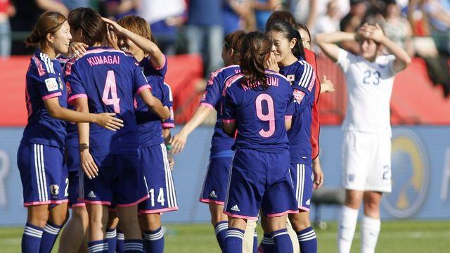 Mondial dames le japon rejoint les usa pour la revanche - Coupe du monde feminine de la fifa canada 2015 ...