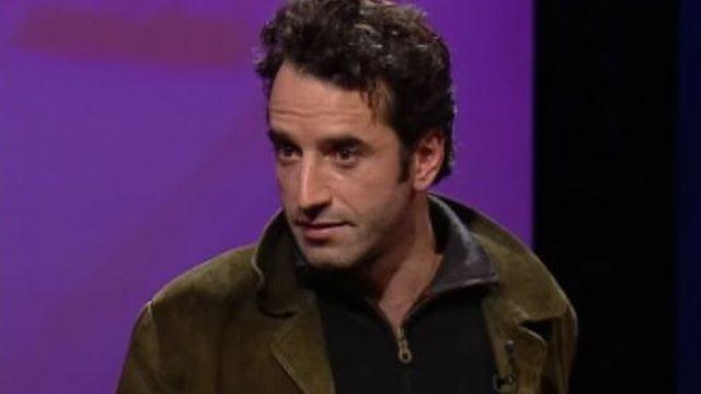 Bruno Todeschini en 2003. [RTS]
