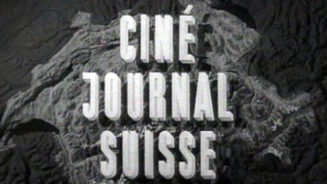 Extrait du Ciné Journal Suisse pour les 20 ans du rapport du Grütli.