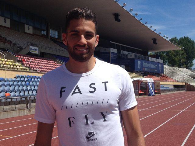 A la Pontaise, Kariem Hussein espère faire mieux que son 7e rang obtenu l'année dernière. [F.Galaud]