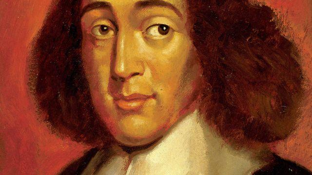 Portrait de Baruch Spinoza (1632-1677). Peinture de Francisco Fonollosa. [PrismaArchivo / Leemage / AFP]