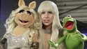 Lady Muppett: avec Kermitt et Miss Piggy lors d'un show TV. [AP Photo/ABC, Rick Rowell) - ]