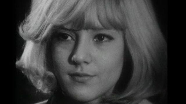 Sylvie Vartan en 1964. [RTS]