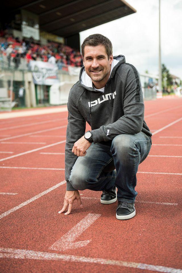 Laurent Meuwly a repris le relais féminin en 2010 et le masculin en 2014. [Jean-Christophe Bott - Keystone]