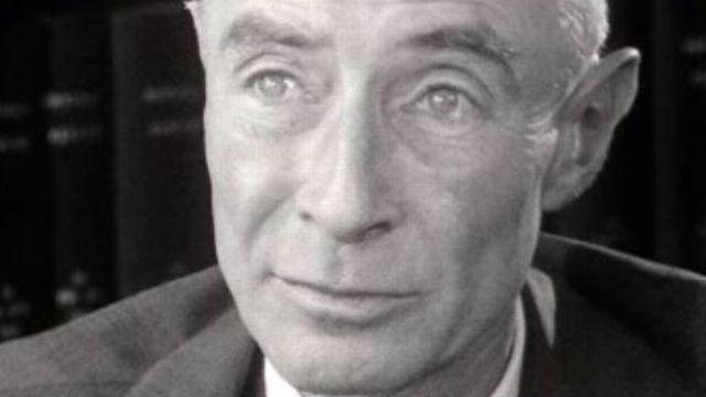 Rober Oppenheimer en 1962 [RTS]