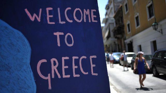 L'eurogroupe se prononcera samedi sur le sort de la Grèce. [Fotis Plegas G. - EPA/Keystone]