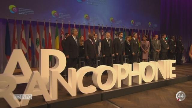 L'assemblée parlementaire de la francophonie à Berne s'est penchée sur le modèle suisse de formation professionnelle [RTS]