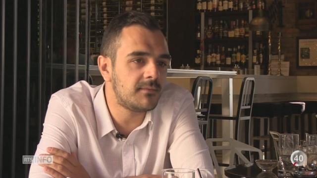 Grèce: la jeunesse est particulièrement touchée par la crise [RTS]
