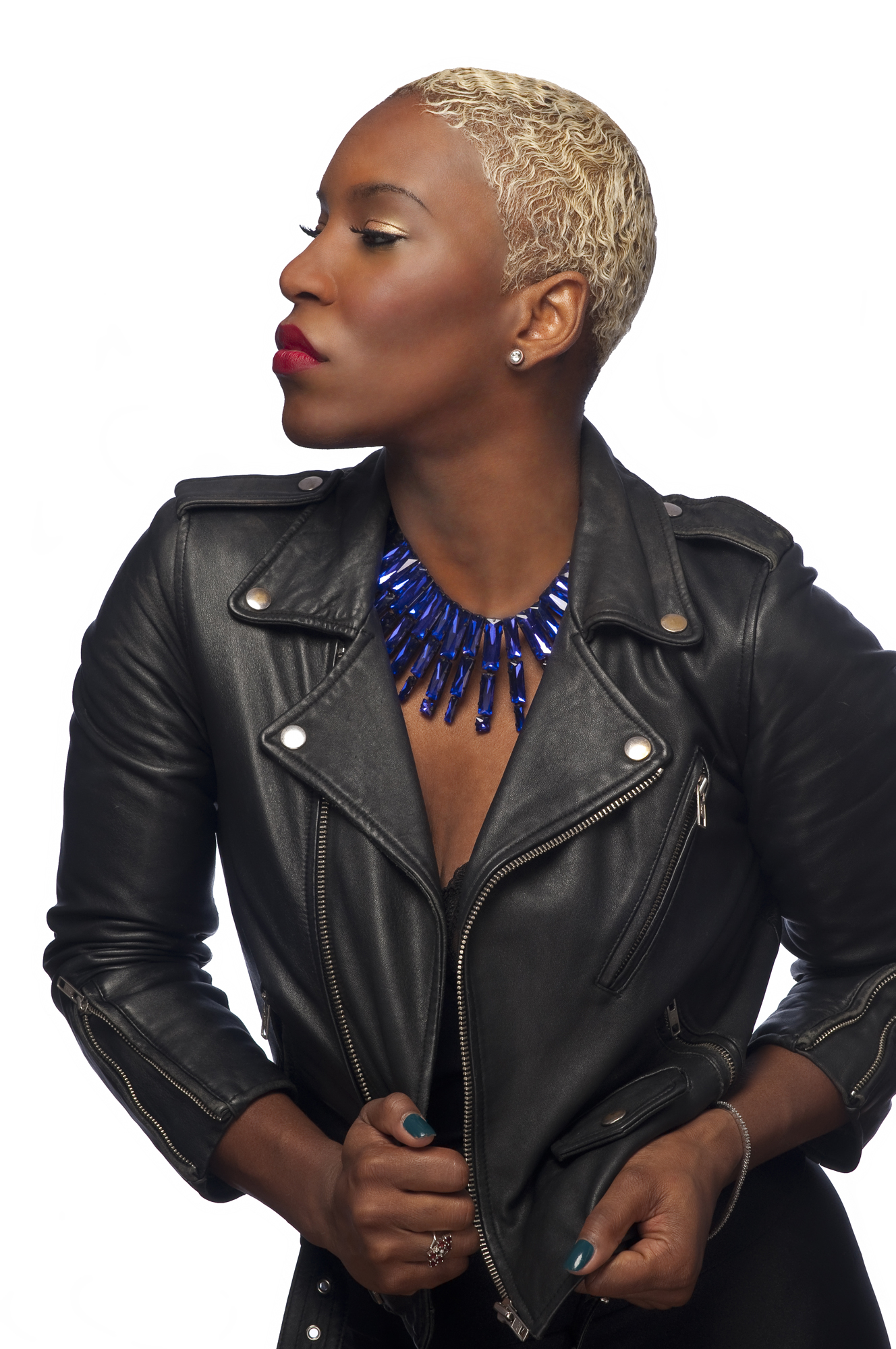 Liv Warfield.