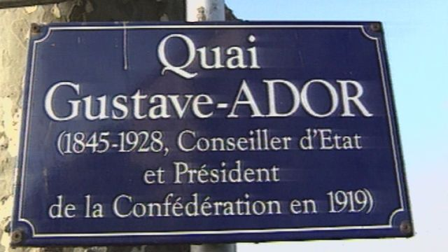 GUSTAVE ADOR [RTS]